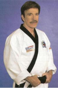 Grandmaster Chuck Norris  9th Dan